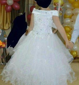 Платье пышное для девочки