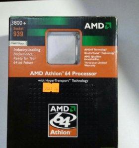 Процессор AMD 3800 Scoket939