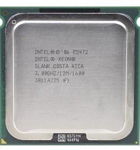 Intel Xeon E5472 3.0GHZ. 1600 FSB. 775 Socket.