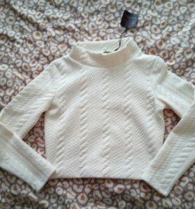 Новый свитер love republic р.44