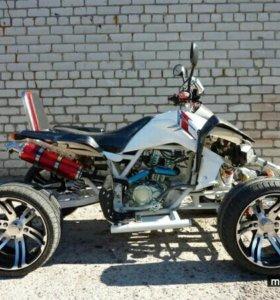 Квадроцикл атв 250
