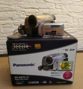 Видео камера PANASONIC NV-GS75