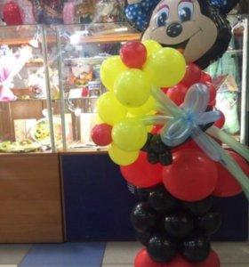 Мини-Маус подарок ребёнку на день рождения
