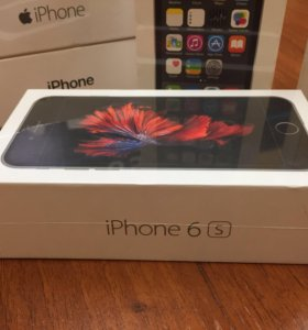 💥iPhone 📲 6s, 64gb, Space Gray💥
