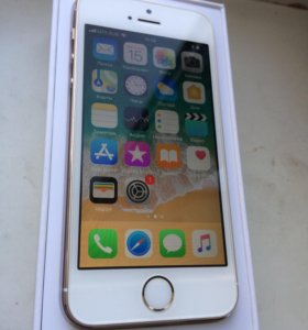 iPhone 5s 32 gold