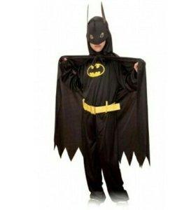 Костюм новогодний Бэтмен детский новый