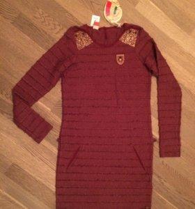 Платье новое scotch R'belle Голландия на 12-14 лет