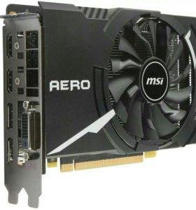MSI GeForce GTX 1060 Aero ITX 6GB OC High End