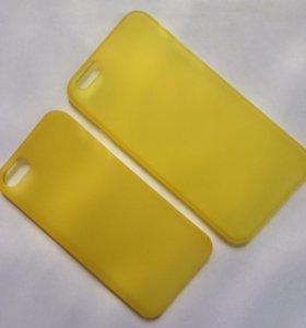 Чехлы на iPhone 5,5s,SE,6,6s(новые)
