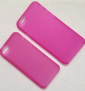 Чехлы на iPhone 5,5s,SE,6,6s (новые)