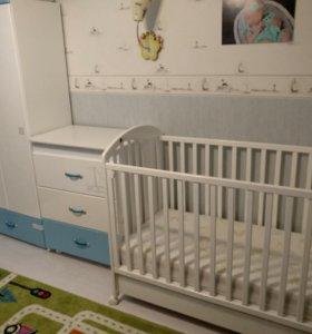 Комплект мебели для младенца