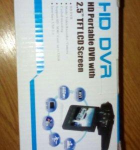 """Видеорегистратор,HD DVR2,5"""" TFT LCD Screen"""