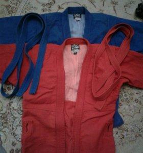 Самбовка Куртки