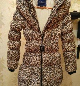 Куртка для девочки рост 158