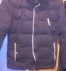 Куртка зимняя р46 мужская
