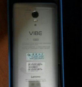 Lenovo vibe P1c72