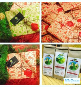 Подарки на Новый год. Чай