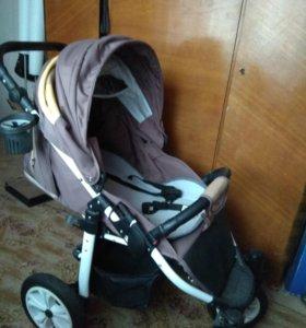 Детская прогулочная коляска VerdiFox
