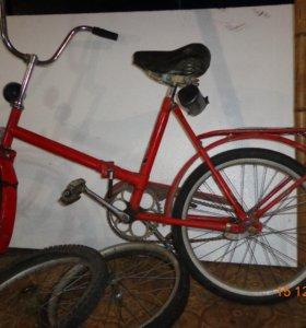 Велосипед Кама.СССР
