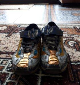 Кроссовки в стиле трансформеров