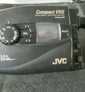 Видеокамера Jvc gr-ax627e