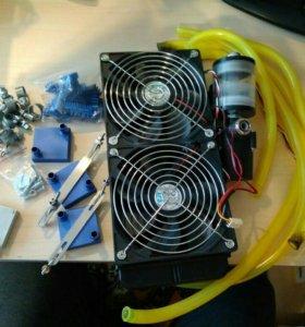 СВО (система водяного охлаждения) для компьютера