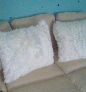 Красивый диван кровать в идеале