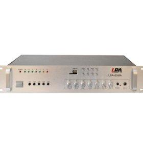 Трансляционный усилитель 60 Ватт LPA-60MA-M