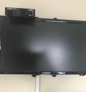 Телевизор кухонный fusion 48см.
