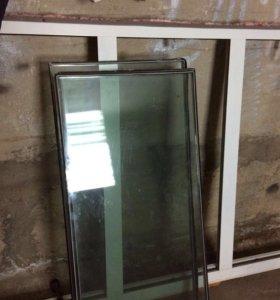 Продам новое окно от застройщика