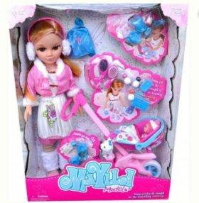 Кукла Майла 40 см