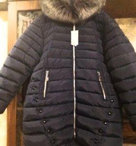 Новая модная женская куртка большие размеры!!!