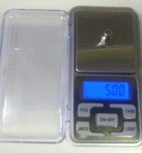 Весы Ювелирные Откалиброванные 100г200г300г500г1кг