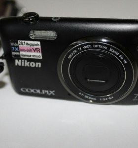 Фотоаппарат Nikon coolpix 3500.