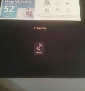 Мфу Canon Pixma MP180