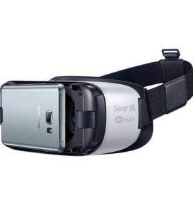 Очки виртуальной реальности samsung Gear VR (SM-R3
