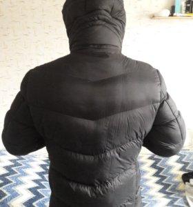 Теплая куртка SAZ