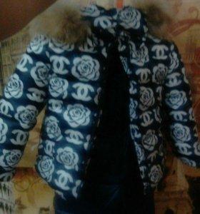 Комбез и куртка(костюм)