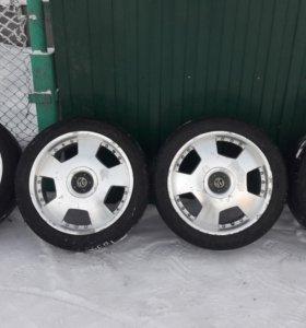 Продам литые диски FTK R-18