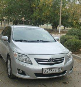Toyota Corolla, 1.6, 2007г.в.