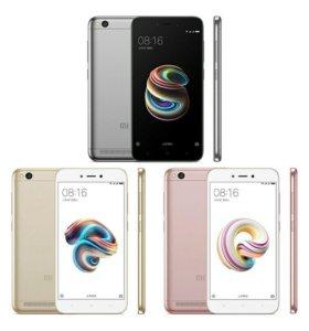 Смартфоны Xiaomi Redmi 5A новые