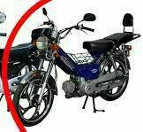 Мотоцикл альфа