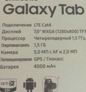 Samsung Galaxy Tab A6-планшет