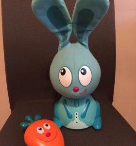 Кролик Банни Quaps