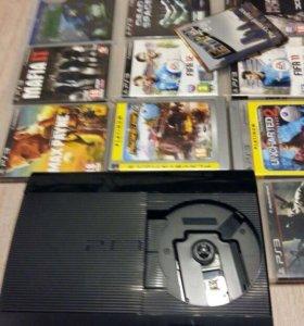 Игровая приставка Sony Play Station 3