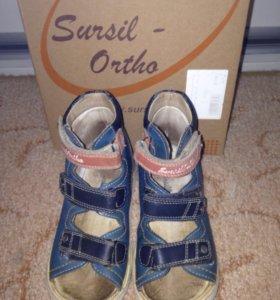 Сандали ортопедические Sursil Orto