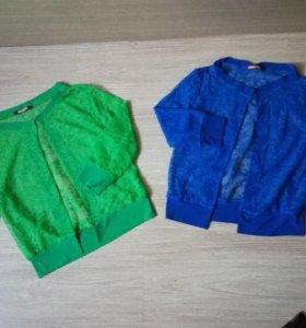 Гипюровые кофточки  DRESS CODE новые