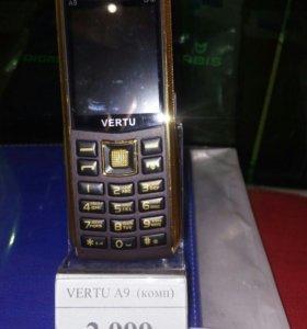 Телефон. Vertu a9