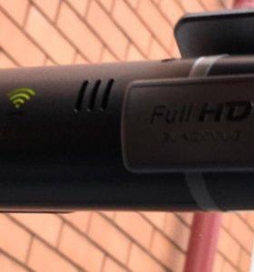 Видеорегистратор BlackVue DR400G-HD II 2. GPS