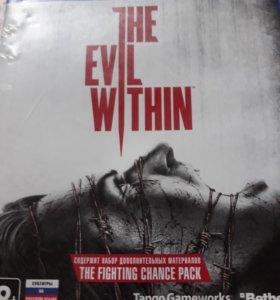 """Игра """" The evil within"""""""